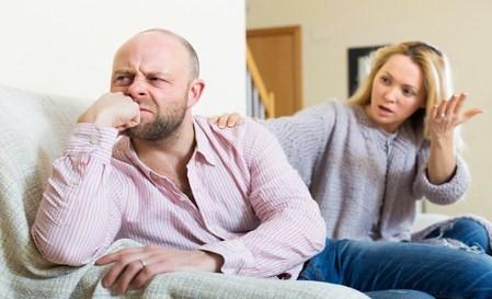 Dispute dans un couple