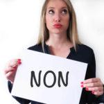 apprendre à dire non à son ex