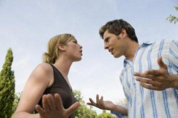 Manque de communication dans le couple