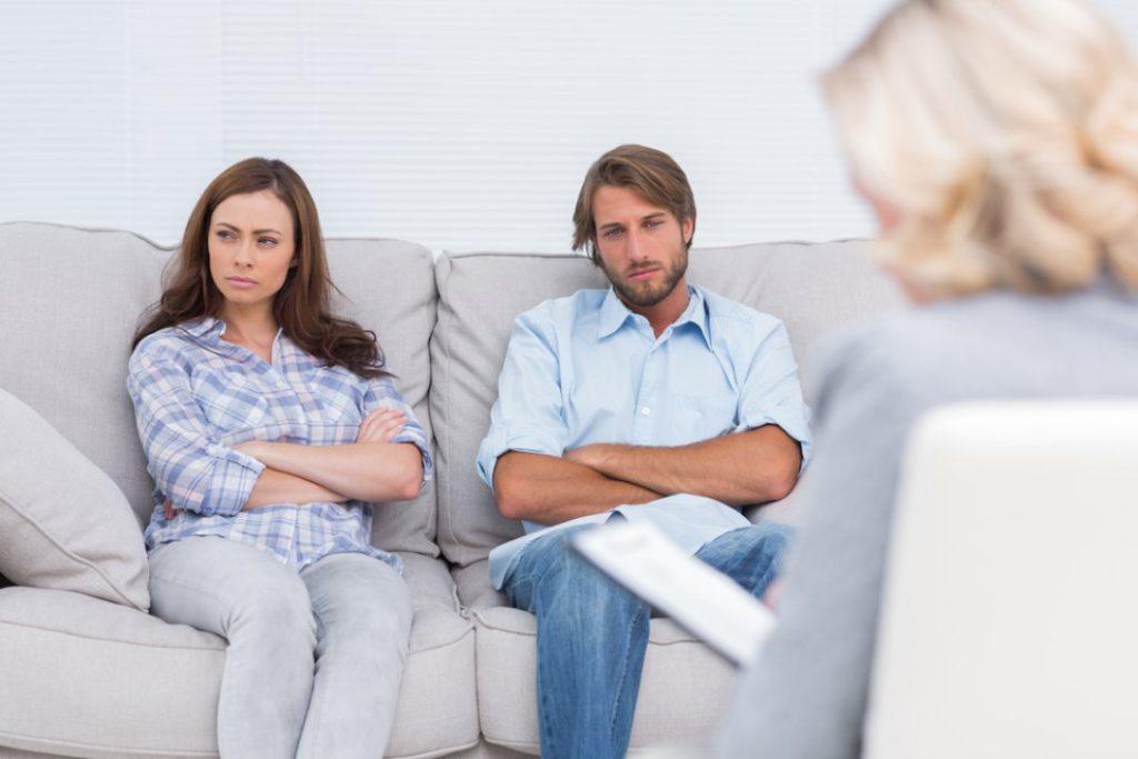 Entamer une thérapie de couple