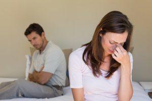 L'effondrement moral suite à une rupture amoureuse